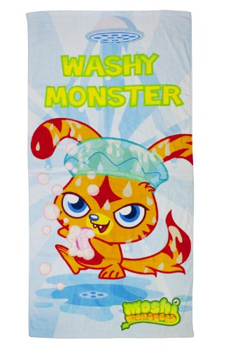 Character World Moshi Monsters Monster Towel