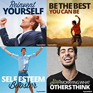 A New You with Hypnosis Bundle Speech