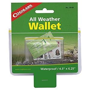 Coghlans Weatherproof Wallet