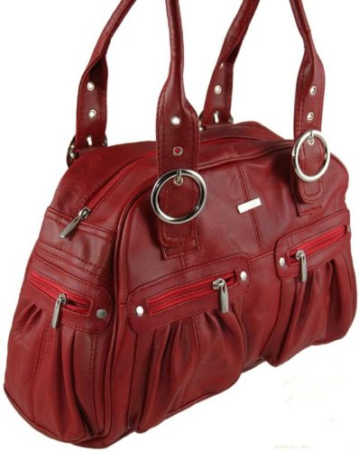 LORENZ LARGE LEATHER BAG