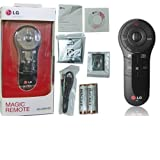 Remote control for TV LG AN-MR400 EBX6198202 complete kit. Contents: Magic Motion Remote, RF Dongle (AN-MR400D... by LG