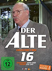 Der Alte - Collector's Box Vol. 16 (Folgen 251-265) [5 DVDs]