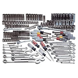 Craftsman 9-33870 170 Piece 6-Point Master Mechanic's Tool Set