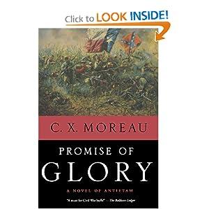 Promise of Glory - C. X. Moreau