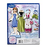 Bendon Disney Frozen Anna Wooden Magnetic Playset (25-Piece)
