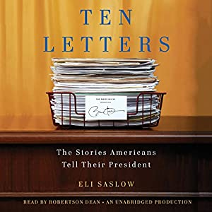Ten Letters Audiobook