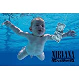 Nirvana Nevermind Poster