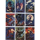 400 Card Gift Box with Assorted Mix Marvel Trading Cards From the 1994 Fleer Marvel Masterpieces, Universe and Spiderman sets + more PLUS a Bonus Limited Silver Insert Card & 3 Flair Marvel cards