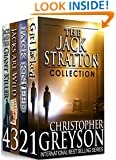The Detective Jack Stratton Mystery Series Collection