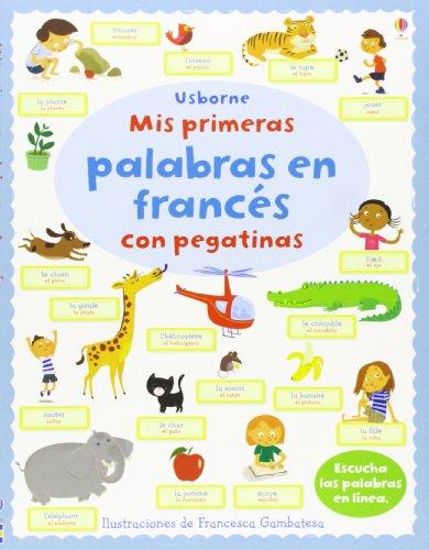 Mis Primeras Palabras En Francés Con Pegatinas