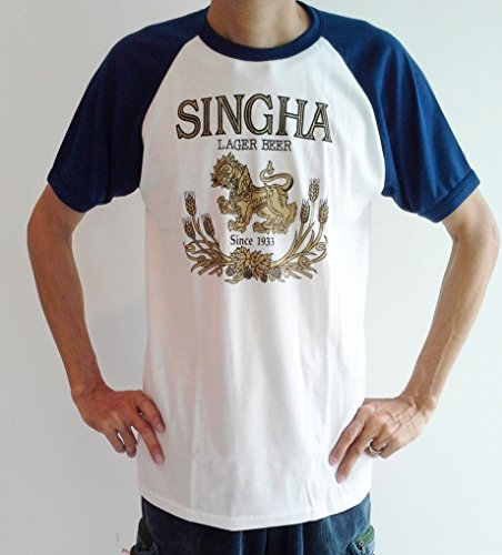 singha-beer-t-shirt-cotton-bluewhite-x-large