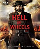 51  sva5JzL. SL160  Hell On Wheels   The Complete First Season [Blu ray]