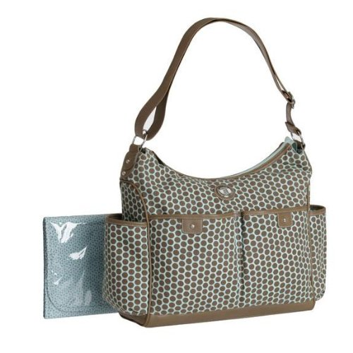 carter s honeycomb print hobo bag diaper bag nappy bags designer. Black Bedroom Furniture Sets. Home Design Ideas