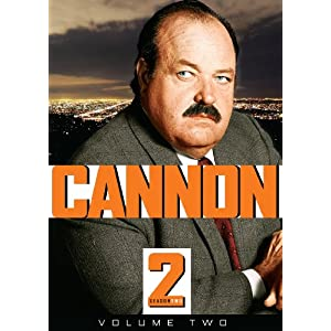 Cannon: Season Two, Vol. 2 movie
