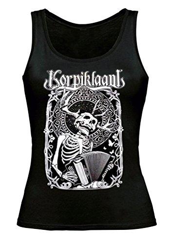 Korpiklaani - T-shirt - Donna nero Medium