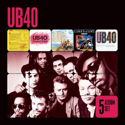 UB40 – 5 Album Set (5CD Box Set) (2012) [FLAC]