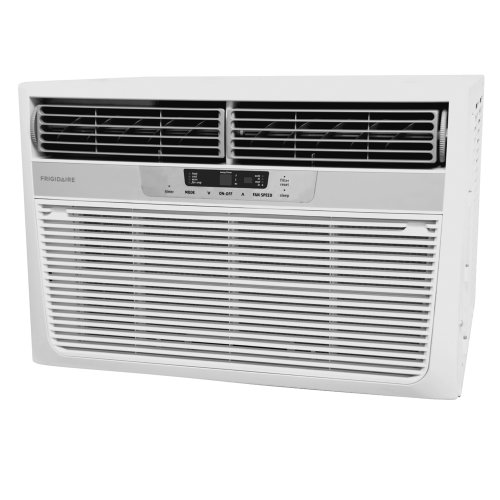 Frigidaire fra08pzu1 8 000 btu cool 3 500 btu heat compact for Window unit with heat