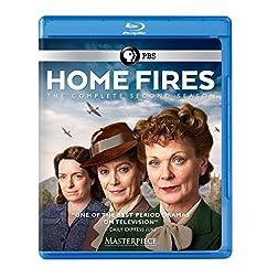 Masterpiece: Home Fires Season 2 Blu-ray [Blu-ray]