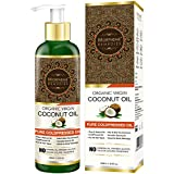 #5: Morpheme Remedies Pure Organic Virgin Coconut Oil (ColdPressed) For Hair, Body, Skin Care, Massage - 200ml