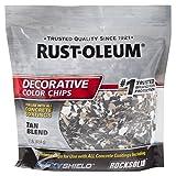 Rust-Oleum 312447 Decorative Color Chips, Tan Blend