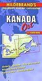 Carte routière : Canada, East