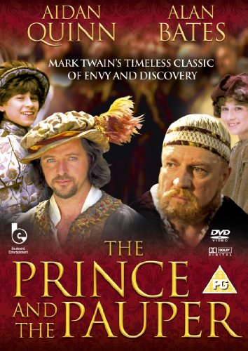 Prince & The Pauper [DVD] [1937]