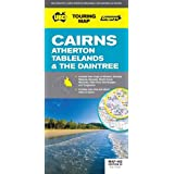 Cairns & Atherton Tablelands  1 : 500 000 - 1 : 25 000