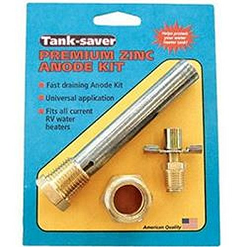 RV Trailer NW LEISURE Tank Saver Water Heater Anode Rod (Water Heater Odor compare prices)