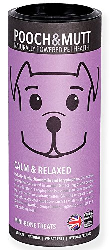 pooch-and-mutt-calm-and-relaxed-mini-bone-dog-treats-125-g-pack-of-6