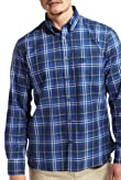 Blue Harbour Supersoft Pure Cotton Bold Grid Checked Shirt [T25-4902B-S]
