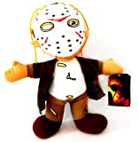 """Friday the 13th """"Jason Voorhees"""" Officially Licensed Movie Collectible Plush Toy Doll"""