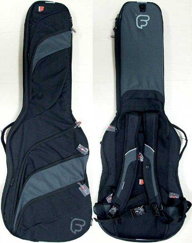Fusion F2-05GBB Bass Guitar Bag - Black/Grey