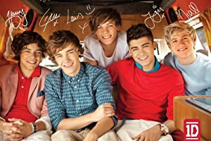One Direction Poster (24X36) + BONUS One Direction Calendar (12X12) Jumbo Size!!! by BT