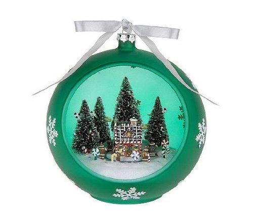 Lighted Ceramic Christmas Tree
