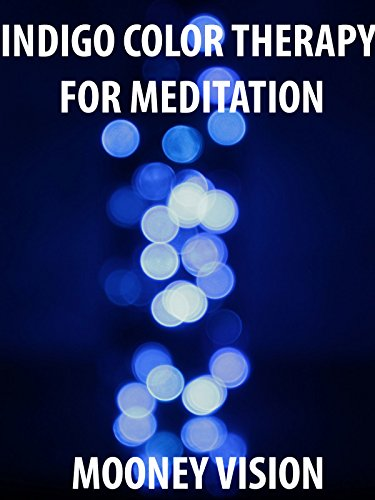 Indigo Color Therapy For Meditation