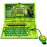 Educational English Learning Laptop Toy Computer With Mouse For Kids | Ben 10
