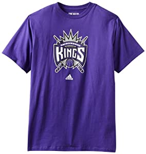NBA Sacramento Kings Primary Logo T-Shirt by adidas