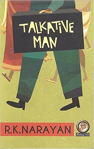 RK Narayan Books List, Short Stories : Talkative Man