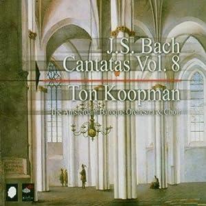 Cantatas Vol. 8