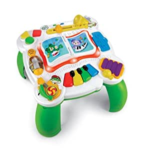 LeapFrog - 1er âge - Table d'éveil Musical bilingue