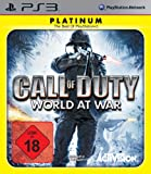 Call of Duty 5: World at War Platinum (PS3) (USK 18)