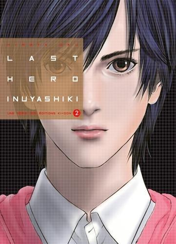 Last Hero Inuyashiki T02