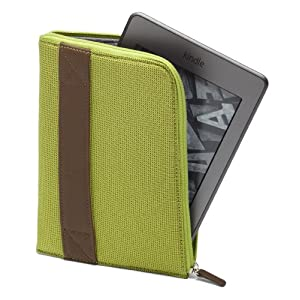 Kindle Leather Cover