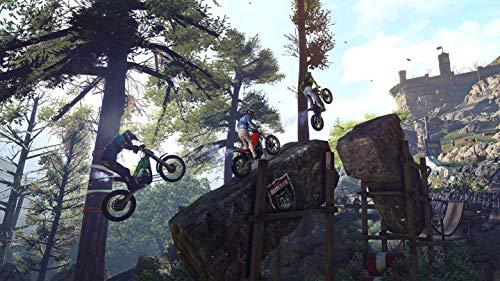 トライアルズ ライジング ダウンロードコード + ステッカーブック 同梱 - PS4 ゲーム画面スクリーンショット8