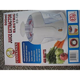 Cookinex 2 Cup Juice Extractor
