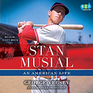 Stan Musial Audiobook