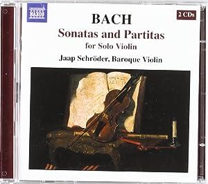sonates et partitas pour violon seul