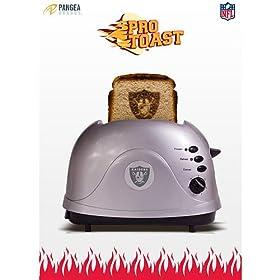 Pangea Oakland Raiders Protoast Toaster