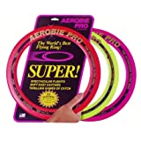 "TKC Aerobie Pro 13 Inch Flying Ring ""Colours May Vary""by TKC"