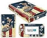 CSBC Skins Nintendo Wii U Design Foils Faceplate Set - Ww2 Design